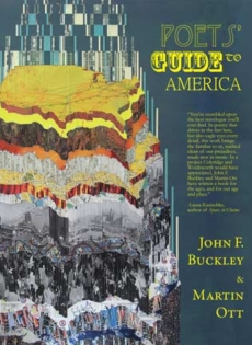 Poets' Guide to America by John F. Buckley & Martin Ott